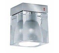 Встраиваемый светильник Fabbian Cubetto Crystal Glass D28 E01 00