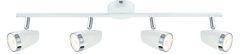 Настенно-потолочный светильник Candellux Blanca 94-44044