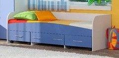 Детская кровать Детская кровать Алукар Пример 27