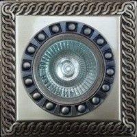 Встраиваемый светильник Helios Z105 CU