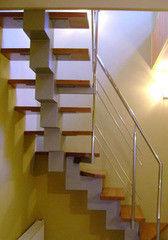 Металлическая лестница Вестпро Пример 98