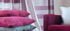 Ткани, текстиль Indes Purple