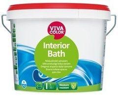 Краска Краска Vivacolor Interior Bath 2.7 л