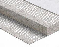 Стекломагнезитовый лист 1220x2280x10мм премиум
