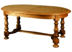 Обеденный стол Обеденный стол Гомельдрев Босфор ГМ 6078 (орех)