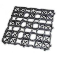 Buszrem Эко-решетка (черная, 50x50см)