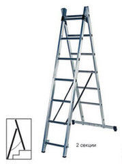 Лестница Centaure WT2 2x9 Bx