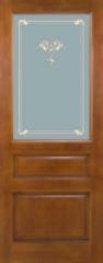 Межкомнатная дверь Межкомнатная дверь Поставский мебельный центр ДО 5 Коньяк