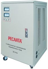 Стабилизатор напряжения Стабилизатор напряжения Ресанта ACH-30000/1-ЭМ