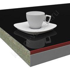 Столешница Столешница Вардек Pro-Deco HPL Черный 3D 3000*600*40