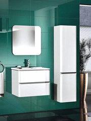Мебель для ванной комнаты Belux Комплект мебели Терра-Лайт 600 белый