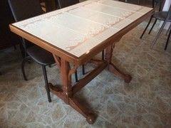 Обеденный стол Обеденный стол Stolmebel Модель 019