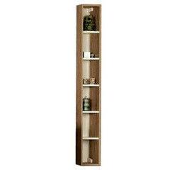 Мебель для ванной комнаты Акватон Шкаф-колонна открытый Йорк джарра (1A171103YOB80)