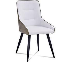 Кухонный стул Atreve DC-310 (серый+белый/черный)