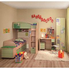 Детская комната Детская комната Глазовская мебельная фабрика Калейдоскоп 02