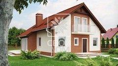 Свой Дом Проект двухэтажного дома 14