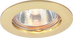 Встраиваемый светильник Arte Lamp A2103PL-1GO