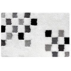 Iddis Коврик для ванной Grey chessboard MID 220A