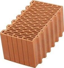 Блок строительный Керамический блок Wienerberger Porotherm 44
