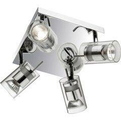 Настенно-потолочный светильник Odeon Light Yang 2474/4C