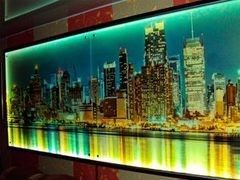 Valtera Стеклянные картины с подсветкой
