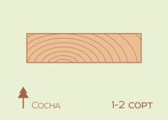 Доска строганная Доска строганная Сосна 18*120 сорт 1-2