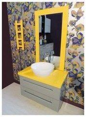 Мебель для ванной комнаты BlackCat Тумба 3
