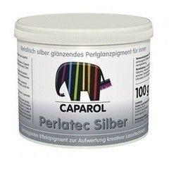 Добавка в краску и лак Caparol Capadecor Perlatec Silber