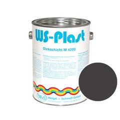 Краска Краска WS-Plast M 4200 0021 2.5л
