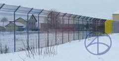 Забор Забор Завод тканых и сварных сеток Евроограждение
