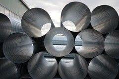 Изомат-Строй Воздуховоды оцинк. жесткие спирально-навивные 100-1250 мм