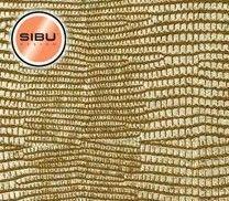 Декоративная стеновая панель Декоративная стеновая панель Sibu Leather-Line LL Leguan Gold (13478)