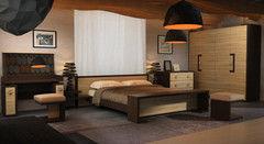 Спальня Белый апельсин Пример 43