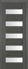 Межкомнатная дверь Межкомнатная дверь ProfilDoors 29X Грей Мелинга (матовое стекло)