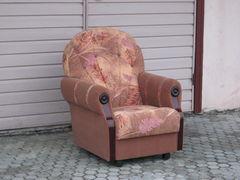Кресло Кресло Юратез Рак-2 (коричневый)