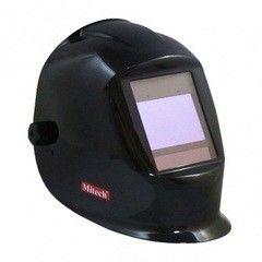 Mitech Маска сварочная Black High Gloss WH-03