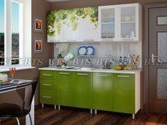 Кухня Кухня BTS Лоза 2,0м Люкс