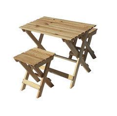 Беларусьторг Т012 (комплект стол + 2 стула)