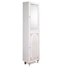 Мебель для ванной комнаты Калинковичский мебельный комбинат Шкаф-пенал 2Д Розалия 0462.13