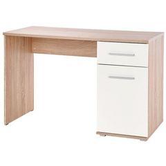 Письменный стол Halmar Стол компьютерный LIMA B1 дуб сонома/белый, 120/55/75 NEW BR-529
