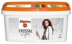 Декоративное покрытие Alpina Crystal Effekt Gold (1л)