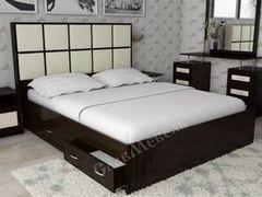 Кровать Кровать СлавМебель Волна-4 121.7х211х146.4