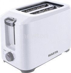 Тостер Marta Тостер Marta MT-1710 белый жемчуг