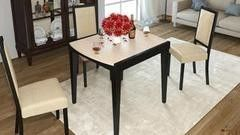 Обеденный стол Обеденный стол ТриЯ Танго Т1 раздвижной