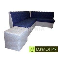 Кухонный уголок, диван Гармония Конья (185x65x85x135)