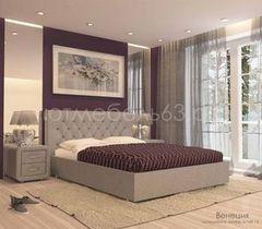 Кровать Кровать УЮТ Венеция 100x200 (Ameli 13)