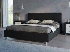 Кровать Кровать Райтон Nuvola 6 180x200 (черный)