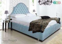 Кровать Кровать УЮТ Ницца 120x200 (Aquarelle 15)