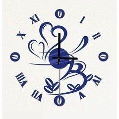 Декоративная светотехника Feron Часы-наклейка NL31