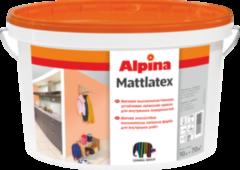 Краска Краска Alpina Mattlatex 15л